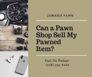 pawn items